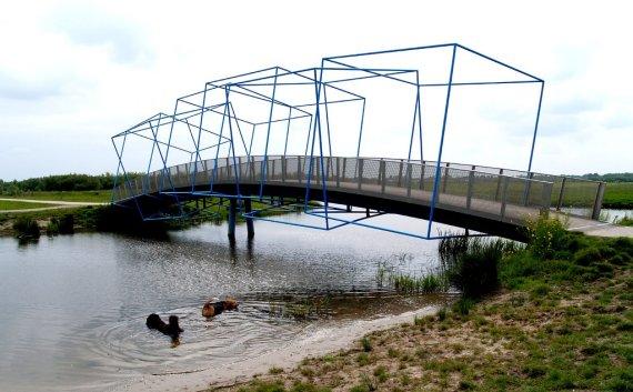 Zoetermeer Netherlands  city images : Balijbos Bridge Zoetermeer, Netherlands