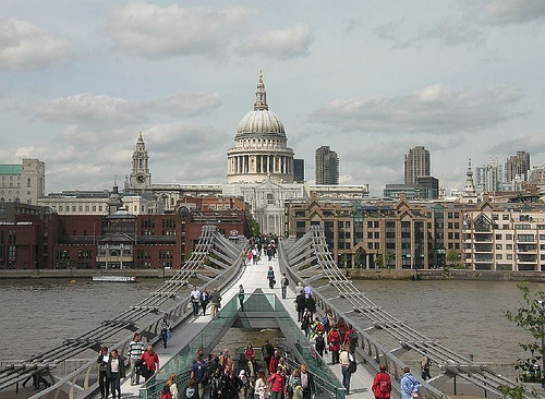 Millennium Bridge - London