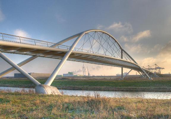 Passerelles even more bridge love price tags for Covered bridge design plans