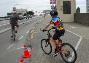 Kid cycling 2