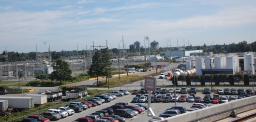 CL - Bridgeport station area