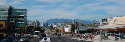 CL - Cambie intersection
