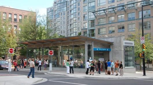 CL Yaletown station 1