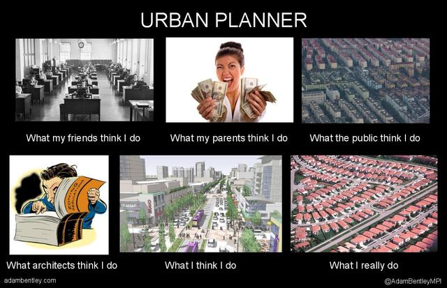 Urban Planning fill me with your issues