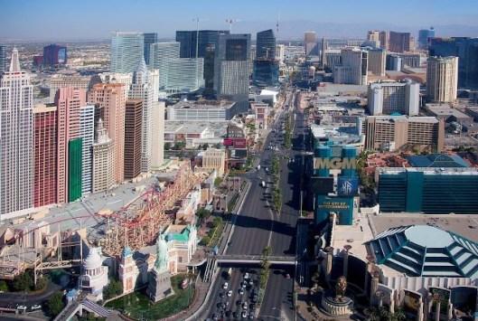Vegas stip now