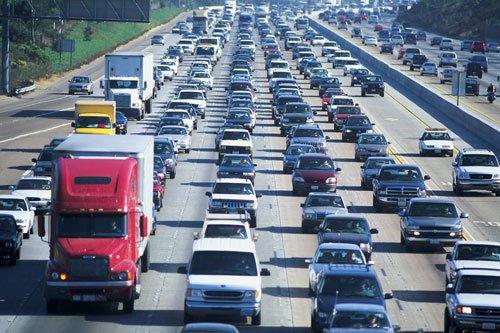 Six lanes