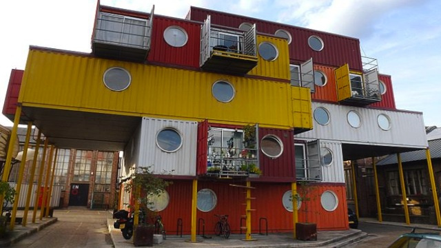 Shipping Containers As Housing Price Tags
