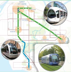 Surrey LRT
