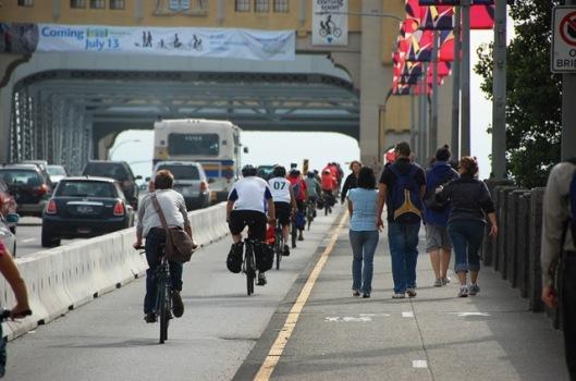 Burrard cyclists 3