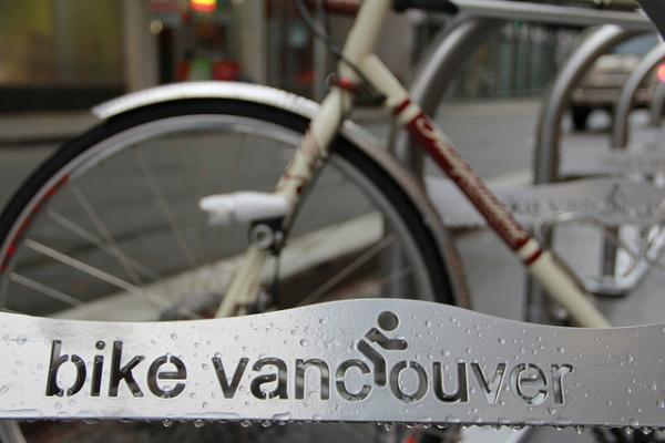 Hornby Separated Bike Lane