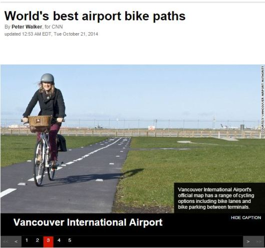 Airport bike