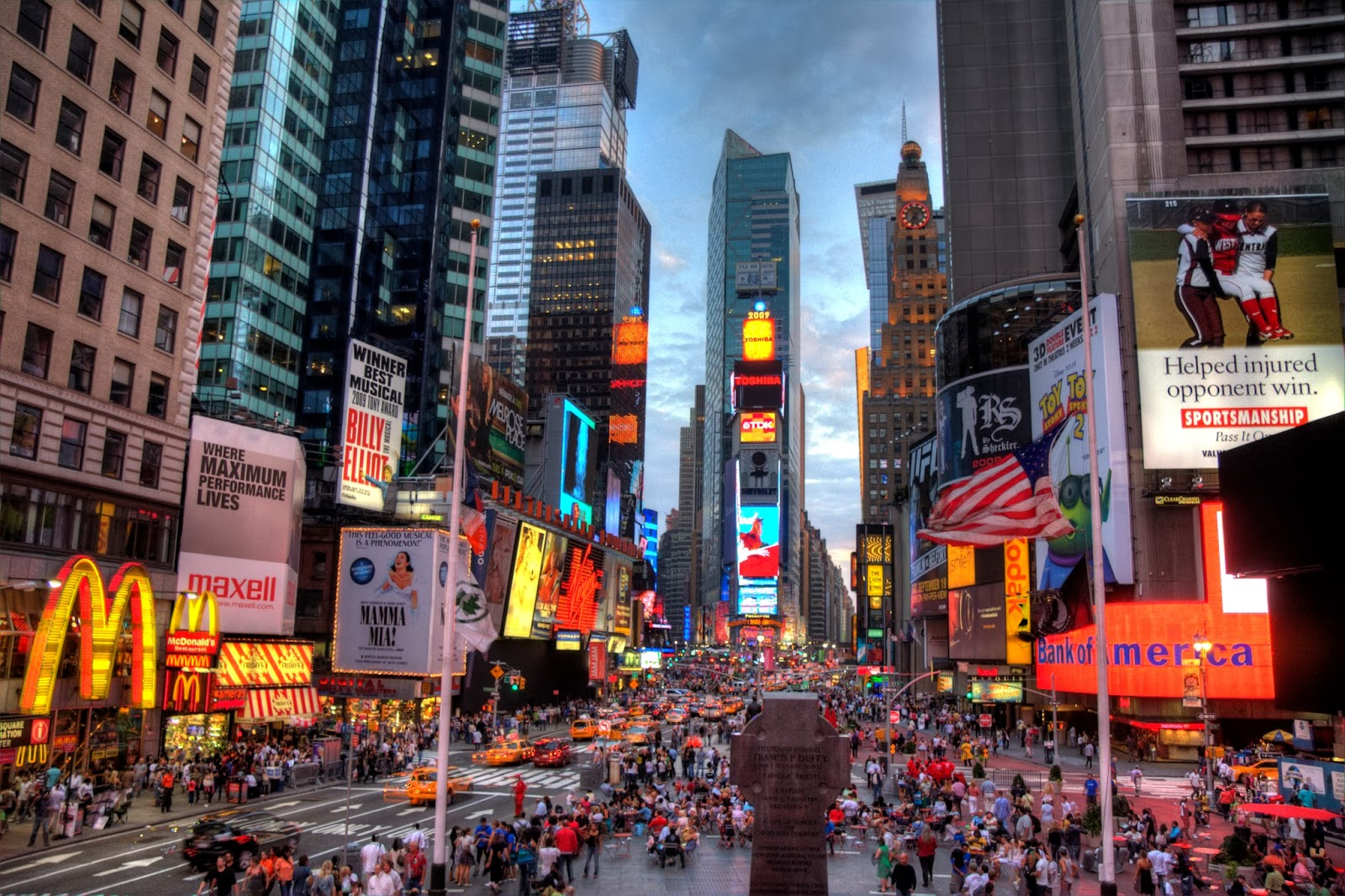 The Price of Success: Crowding of Times Square | Price Tags