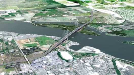 Massey bridge proposal