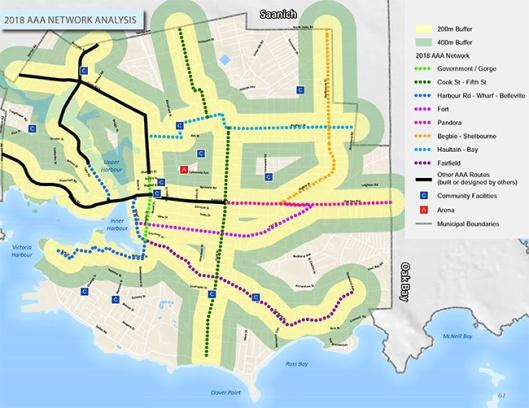 Biketoria-Map