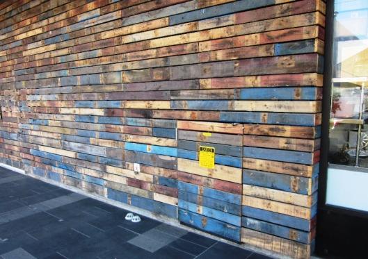 Palet Wall