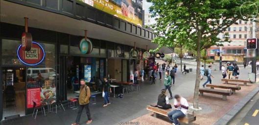 Queen Street Micro Retail