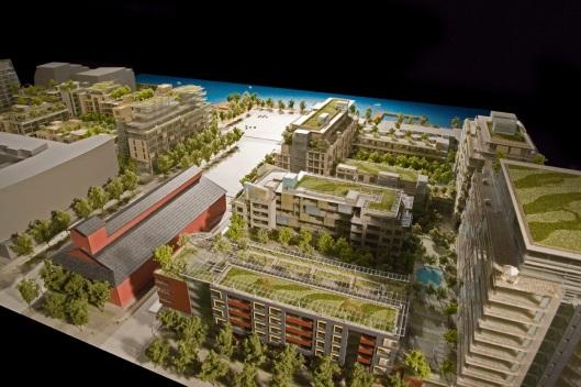 Olympic Village Model