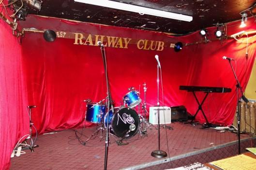 Railway Club Stage
