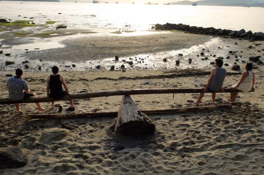 Second.Beach.Sunset