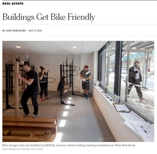 NYT bike