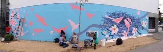 Nest.mural