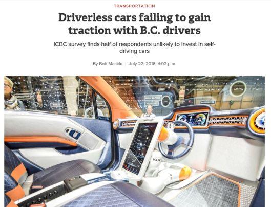 BIV driverless