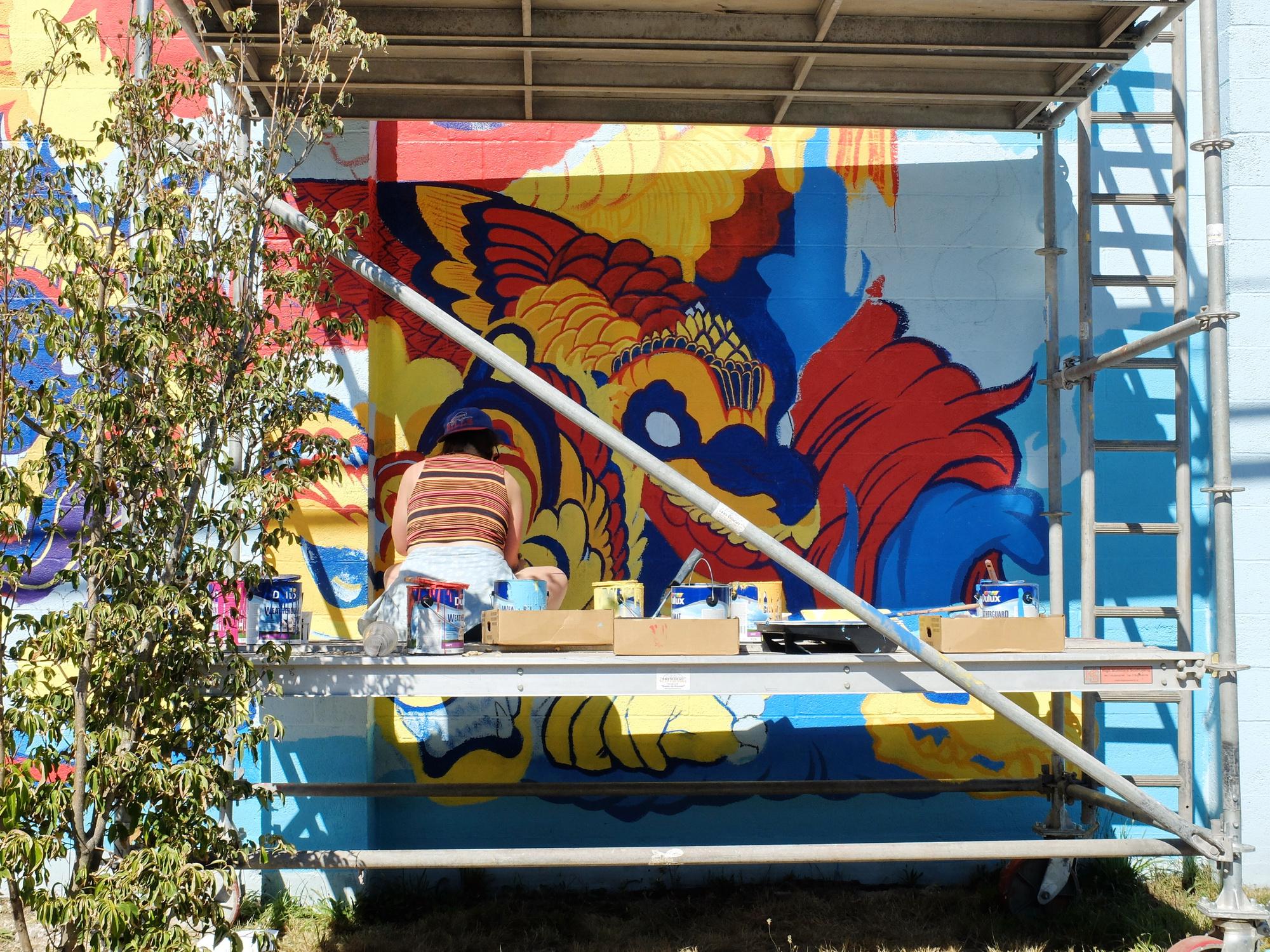 Mural festival 10 price tags for Mural festival
