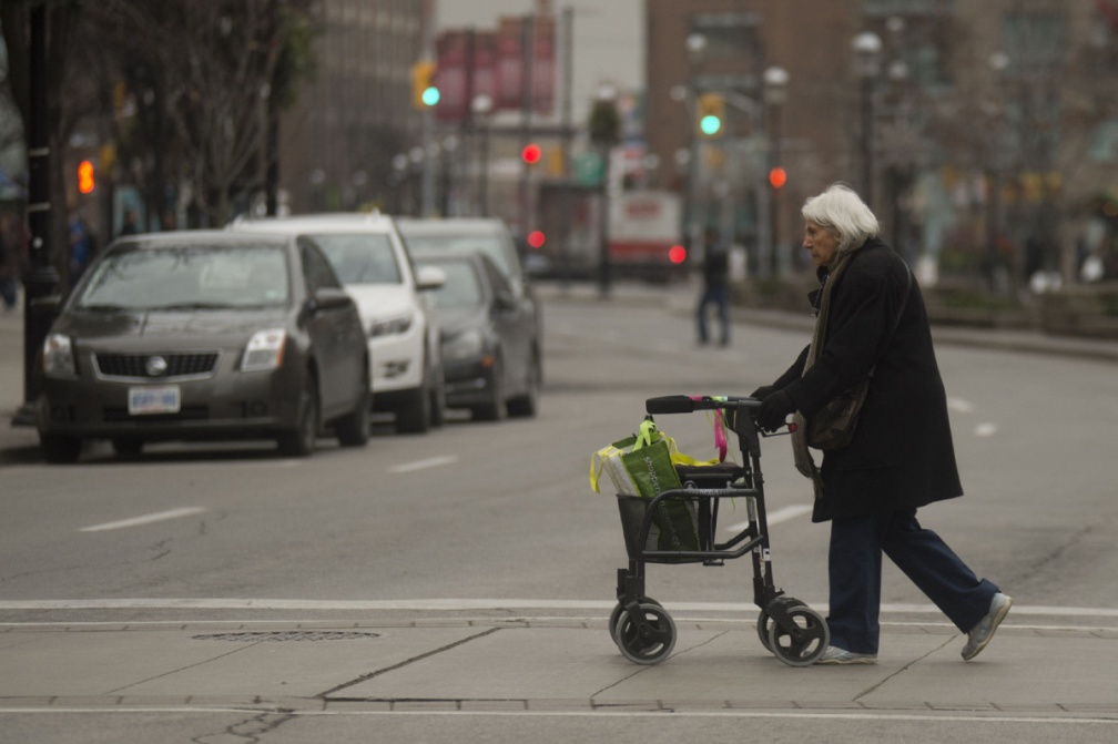 Pedestrian deaths on the rise in Toronto