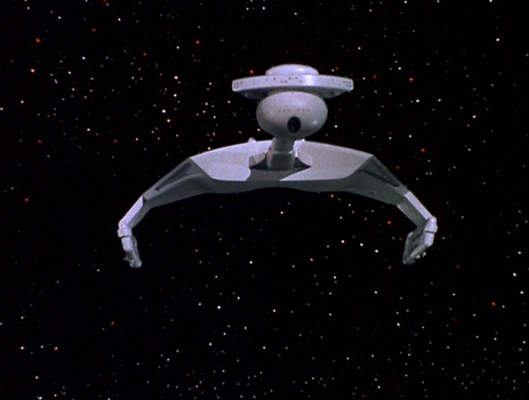 klingon-ship