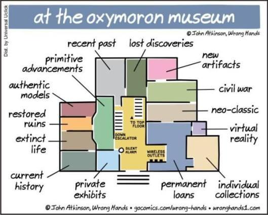 Oxymoron.Museum