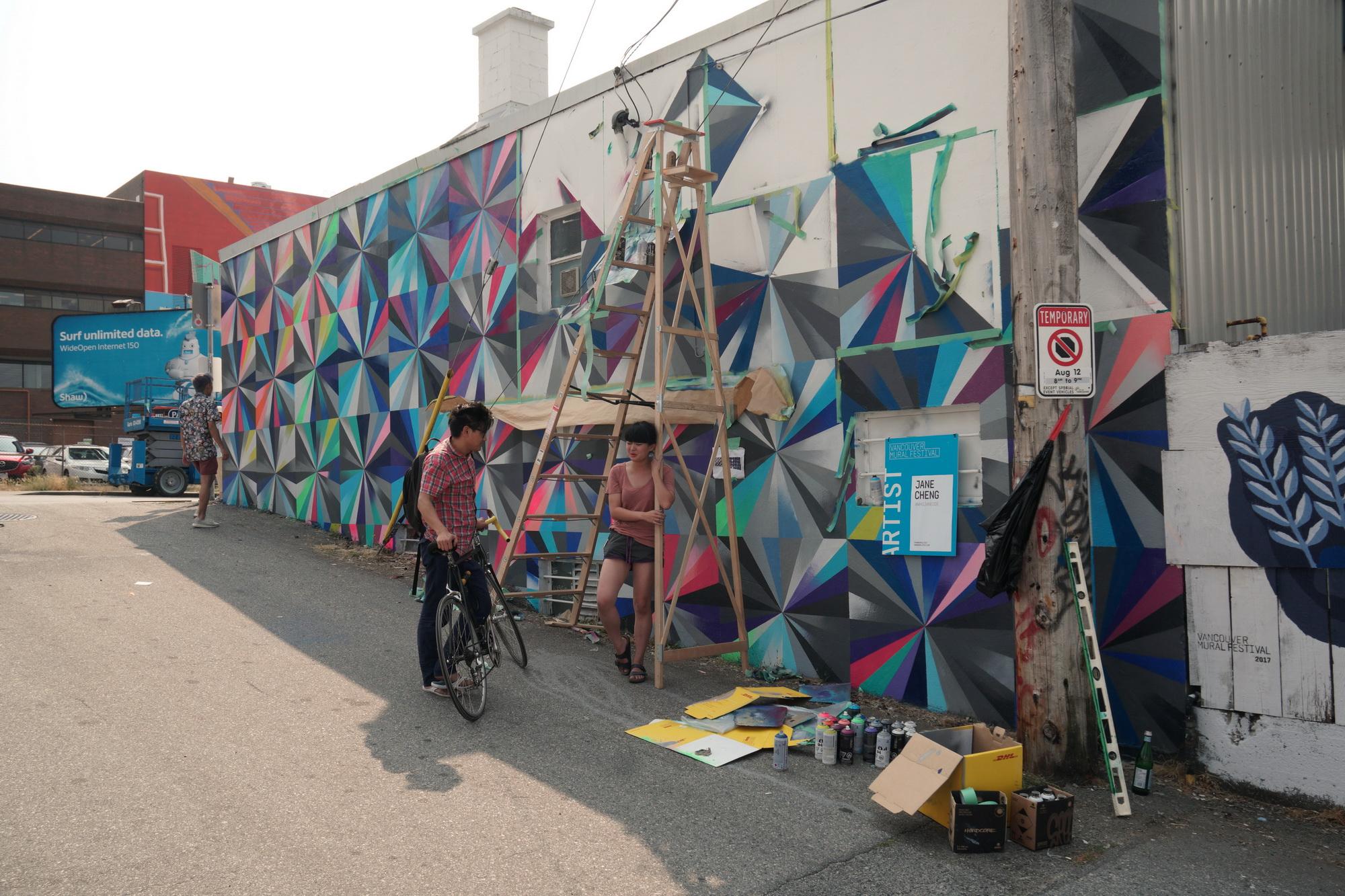 Public art 2017 mural festival 9 price tags for Mural festival