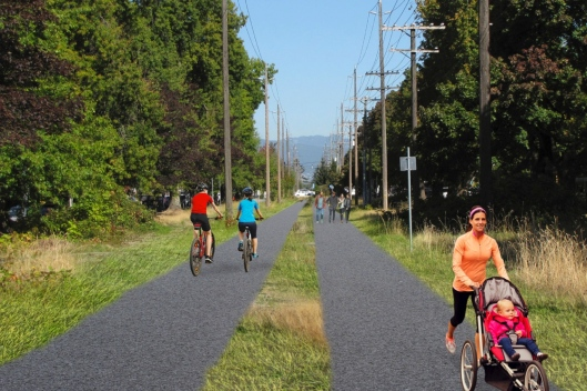 city-renderings-of-the-arbutus-greenway-include-a-section-with-a-separated-asphalt-cycling-and-walki
