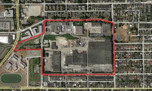 South Gate City-Aerial-2