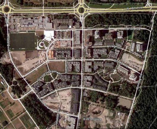 South Gate City-Aerial-WV