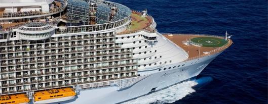 Delta Or Richmond New Mega Port Facilities For Mega Cruise Ships - Rocking cruise ship