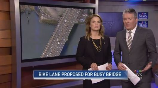 CTV Bike Lanes